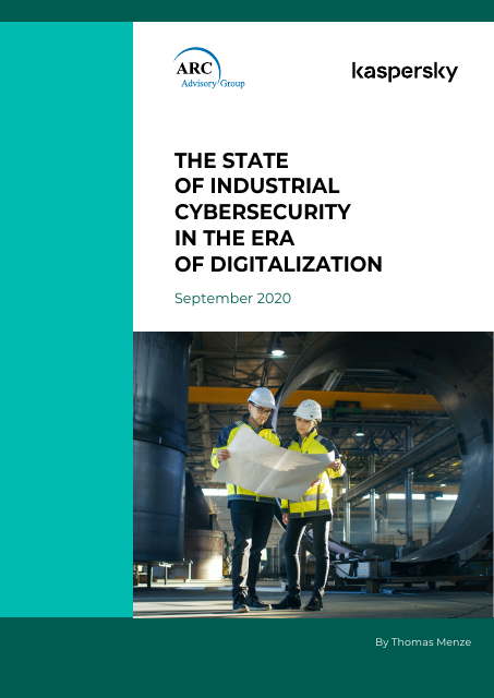 image from The State of Industrial Cybersecurity in the Era of Digitalization