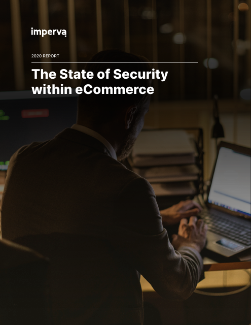 image from The State of Security within eCommerce