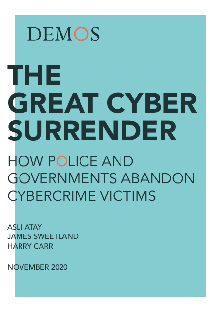 image from The Great Cyber Surrender