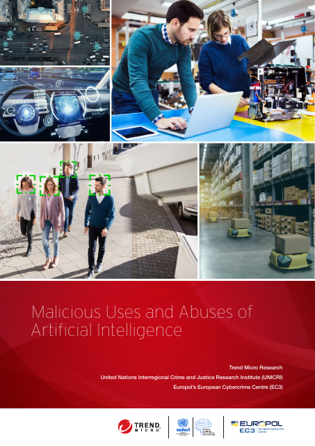 image from Malicious Uses and Abuses of Artificial Intelligence