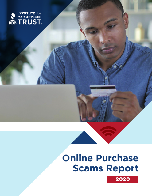 image from Online Purchase Scams Report 2020