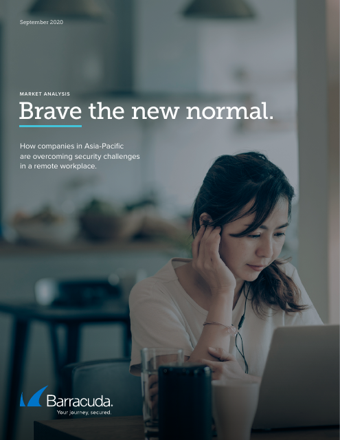 image from Market Analysis: Brave the New Normal