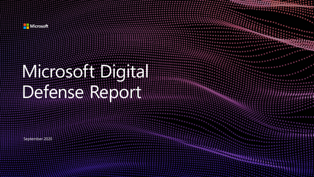 image from Microsoft Digital Defense Report