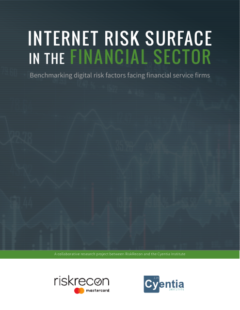 image from Internet Risk Surface in the Financial Sector