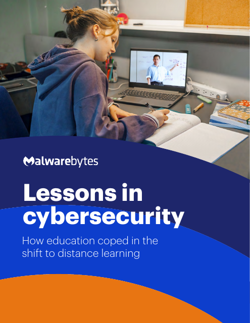 image from Lessons in Cybersecurity: How Education Coped in the Shift to Distance Learning