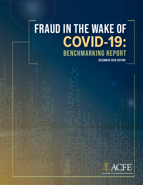 image from Fraud in the Wake of COVID-19: Benchmarking Report
