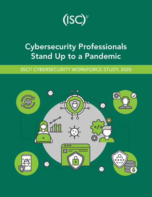image from Cybersecurity Professionals Stand Up to a Pandemic