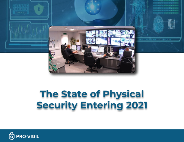 image from The State of Physical Security Entering 2021
