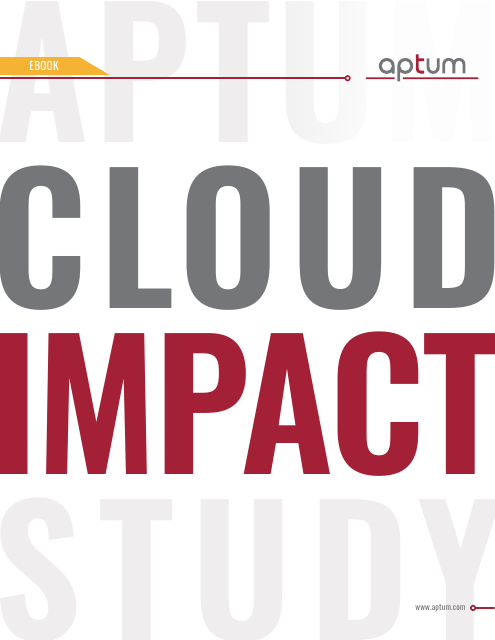 image from Aptum Cloud Impact Study Part 1: Bridging the Cloud Transformation Gap