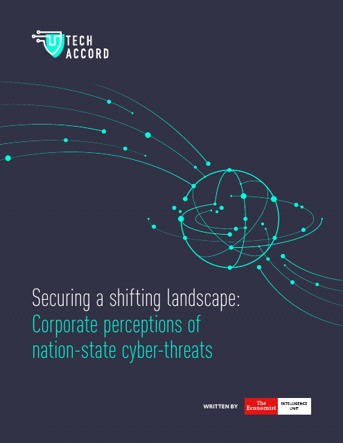 image from Securing a Shifting Landscape: Corporate perceptions of nation-state cyber-threats