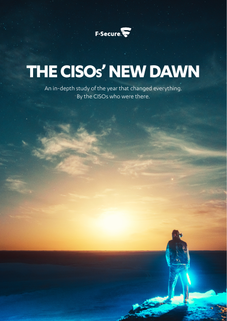 image from The CISO's New Dawn