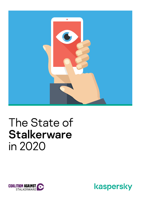 image from The State of Stalkerware in 2020