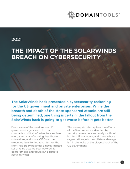 image from The Impact of the Solarwinds Breach on Cybersecurity
