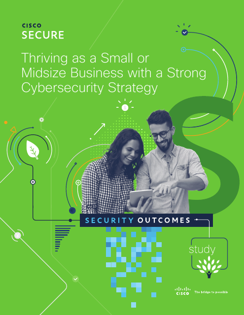 image from The 2021 Security Outcomes Study – Small and Midsize Business Edition