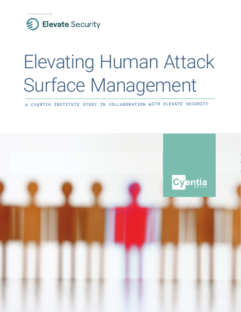 image from Elevating Human Attack Surface Management