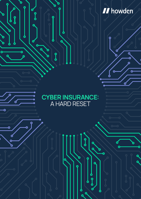 image from Cyber Insurance: A Hard Reset